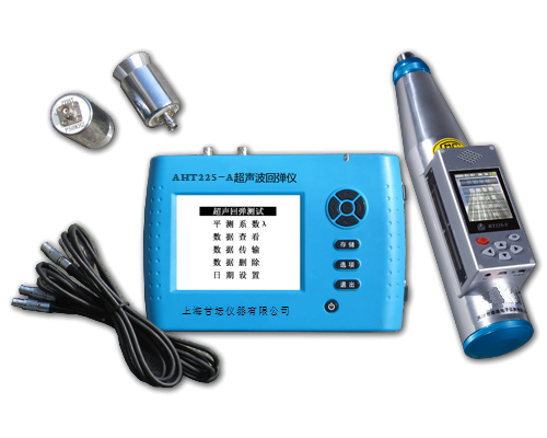 ATH225-A超声波回弹仪.新款 可测回弹值.声时、声速